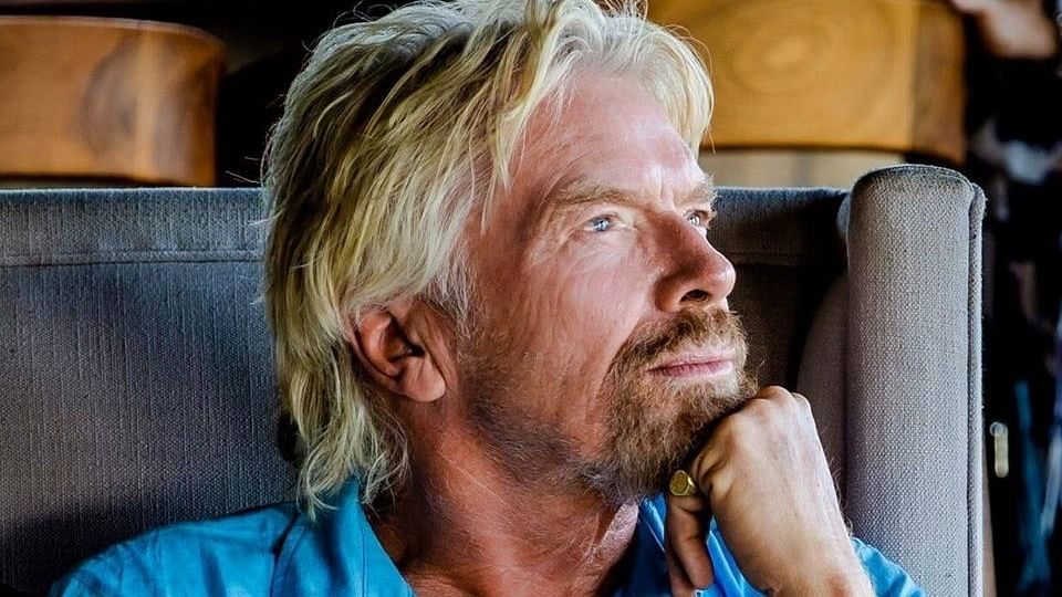 Will Fly to Space in July, in Virgin Galactic: Richard Branson