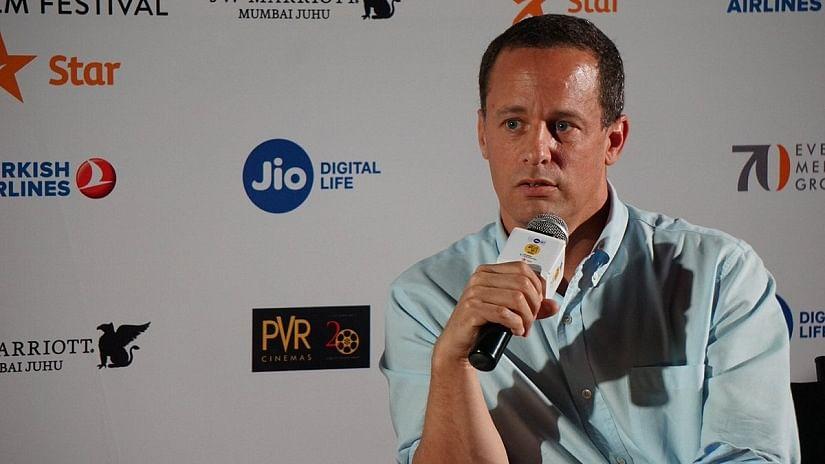 Erik Barmack, VP of International Original Series - Netflix