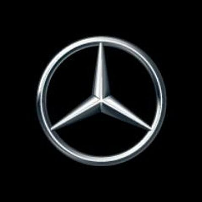 Mercedes logo. (Photo: Twitter/@MercedesBenz)