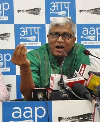 AAP leader Ashutosh. (Photo: IANS)