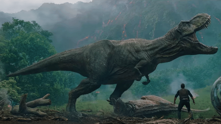 'Jurassic Park': A Giant Leap Forward in Animation 25 Years Ago