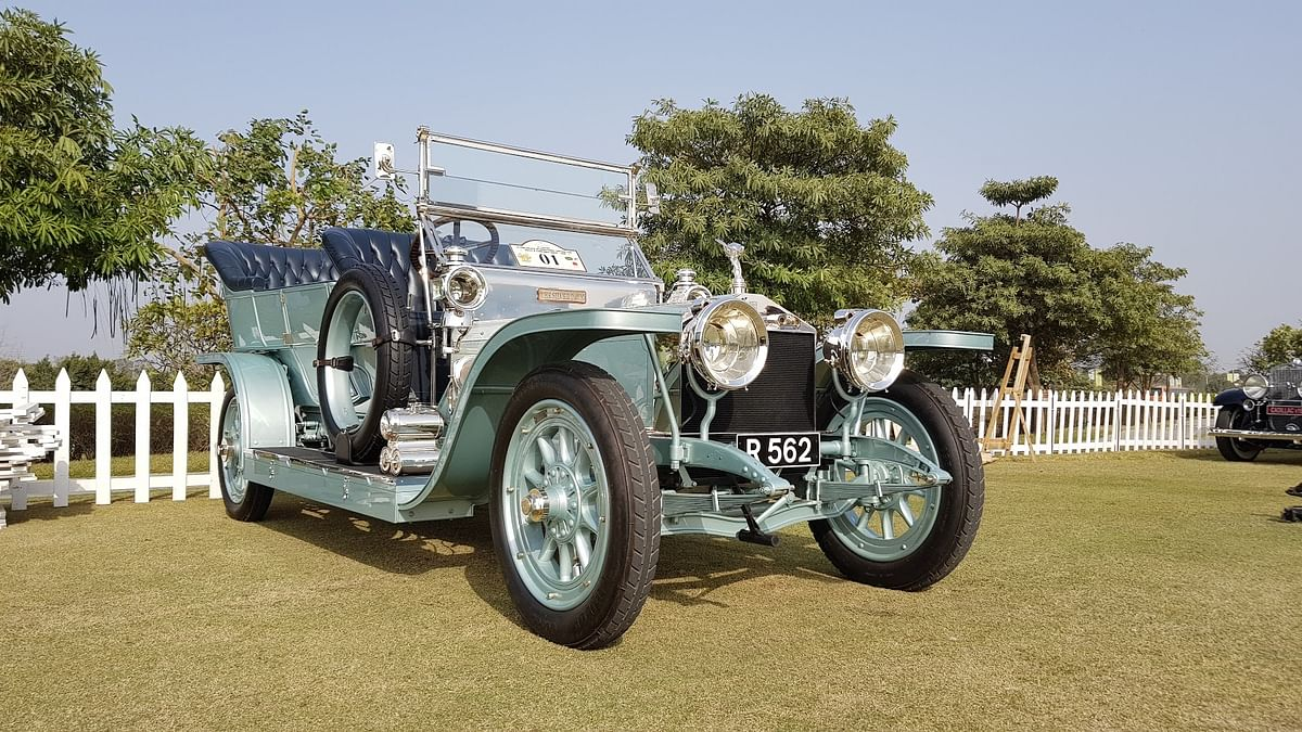 Timeless Beauties From the 21 Gun Salute Vintage Car Rally