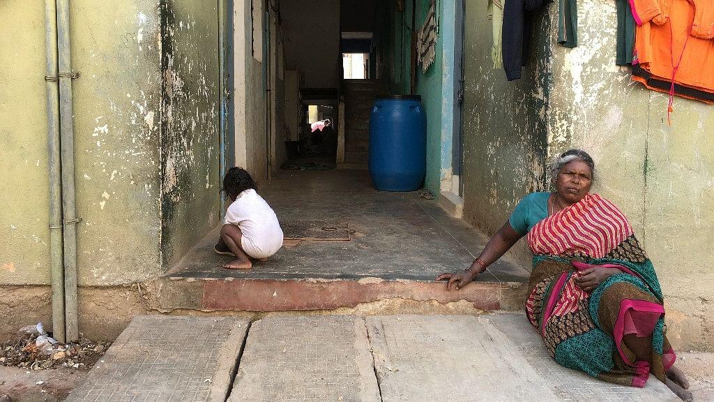 It has been seven years since the slum dwellers of Bengaluru's Old Byappanahalli and Veerabhadra Nagar were evicted.