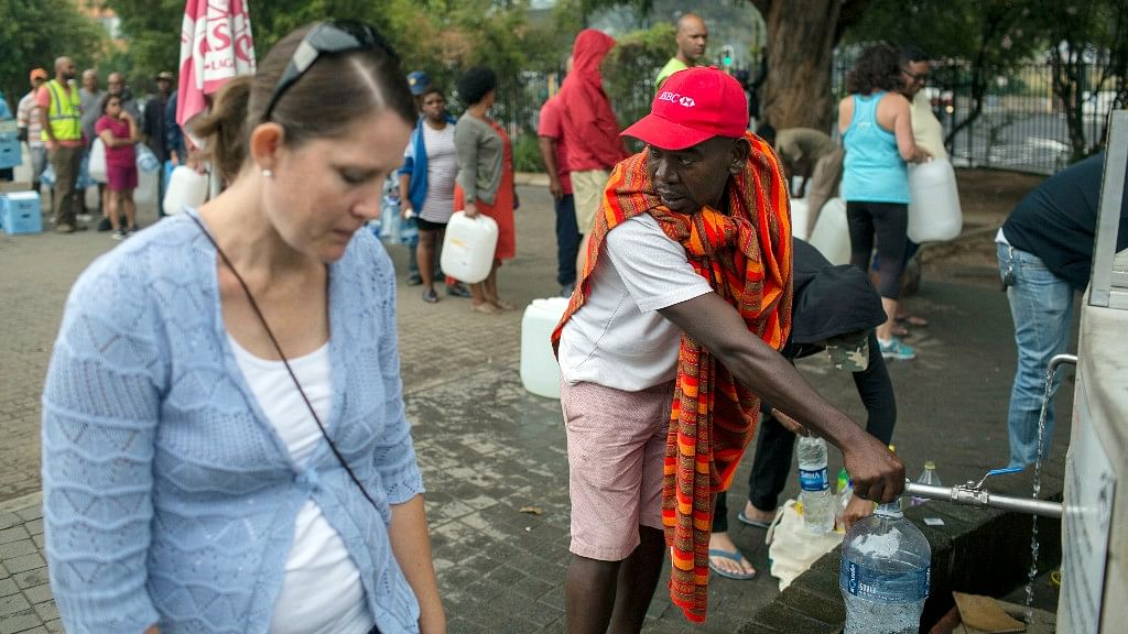 SA Water Crisis: Cape Town Residents on 50 Litres of Water Per Day