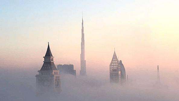 In Pics: Gevora, World's Tallest Hotel, Opens in Dubai