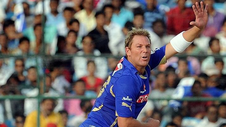 Shane Warne is back with the Rajasthan Royals for IPL 2018.