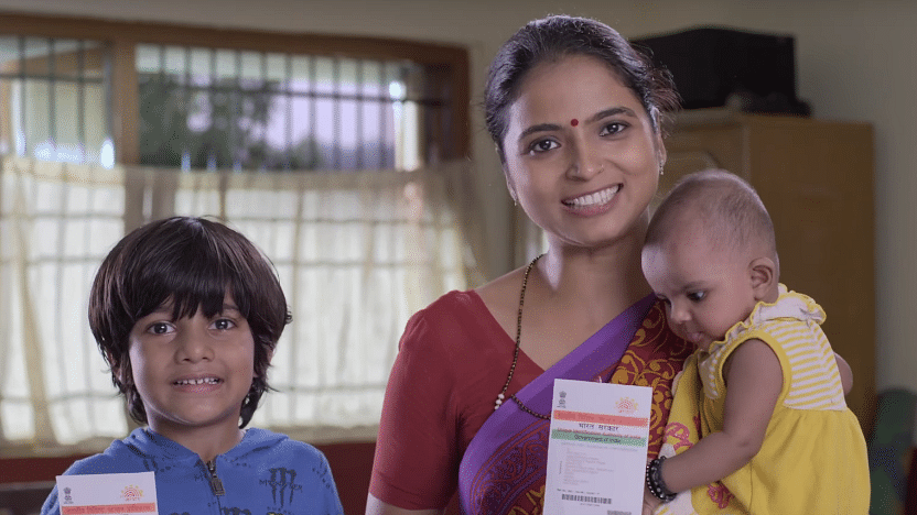 Baal Aadhaar: No Biometrics to Be Taken for Children Below 5 Years
