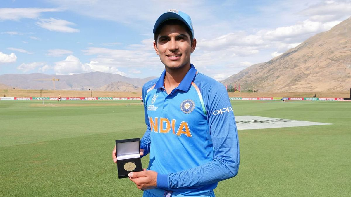 Twitter Unhappy After Shubman Gill Overlooked For Windies Tour