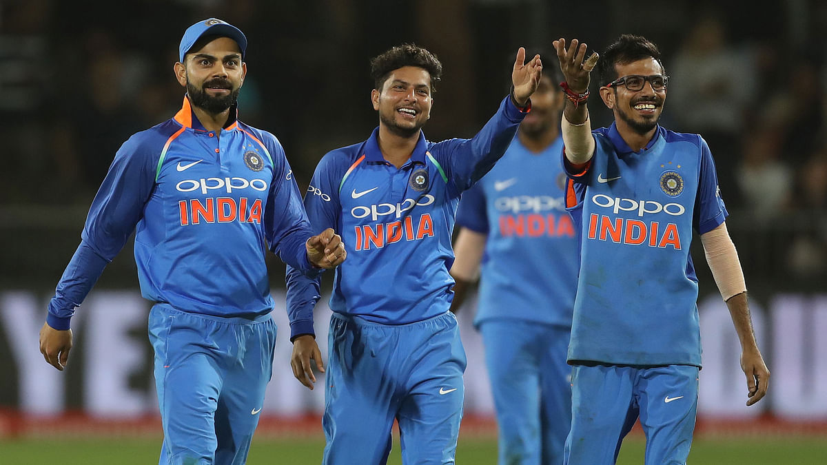 Kuldeep and Chahal Spin India to First-Ever ODI Series Win in SA