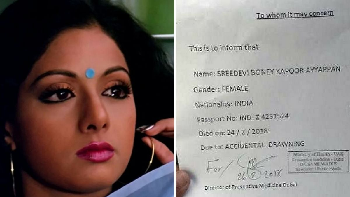 'Who Played the TRP Game Better?': Twitter on Sridevi's Autopsy