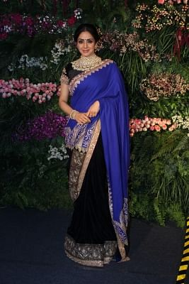 Veteran actress Sridevi, who passed away after suffering a cardiac arrest, she was in Dubai for a family function. She was 54. (File Photo: IANS )