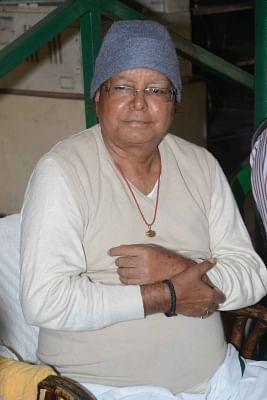 RJD supremo Lalu Prasad Yadav.(File Photo: IANS)