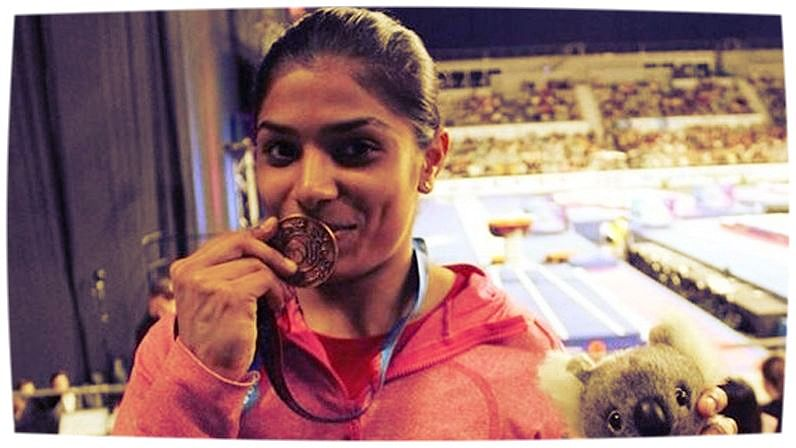 Aruna's Bronze at Gymnastics WC Shows the Might of Indian Women