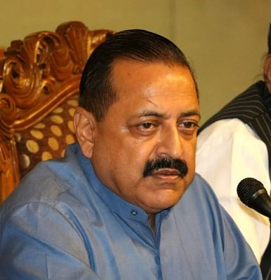Union Minister Jitendra Singh . (File Photo: IANS)