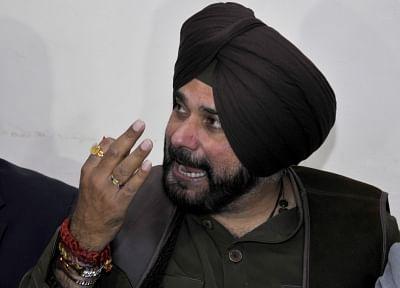 Punjab Cabinet Minister Navjot Singh Sidhu. (Photo: IANS)