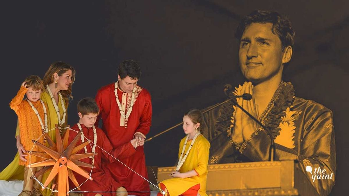 Jab Trudeau Met India: All About Bling, Bhangra and Bollywood