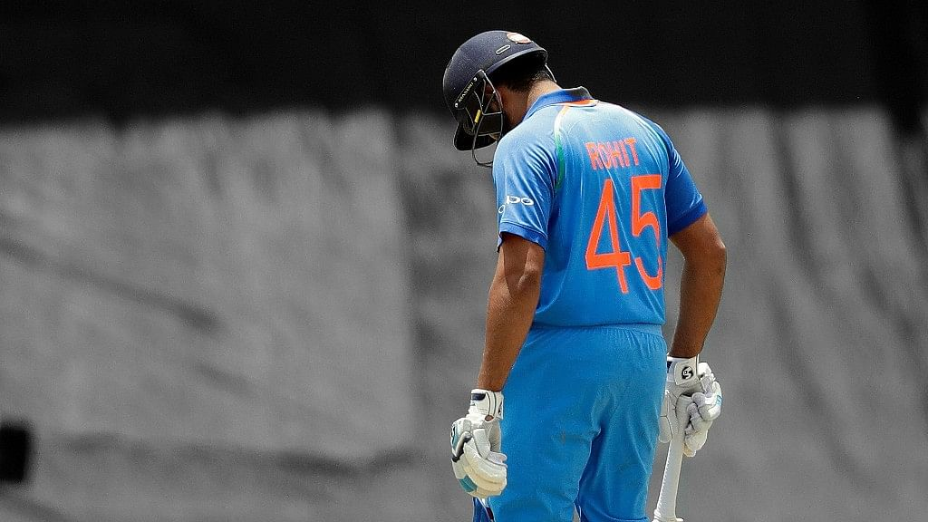 Rohit Sharma has done very little of note against South Africa.