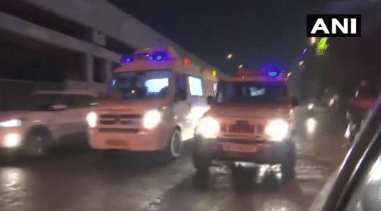 Iconic Sridevi Returns Home to Mumbai for the Last Time