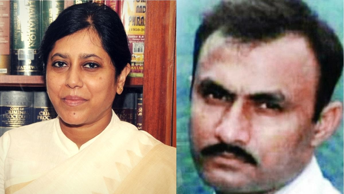 Justice Revati Mohite Dere, who was conducting daily hearings related to the Sohrabuddin case, has been reassigned.