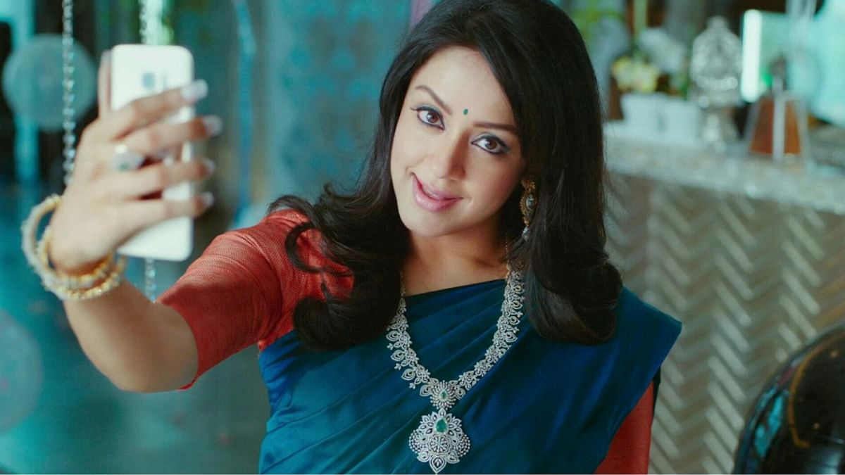 I'm  Honoured to Be Cast in Tumhari Sulu's Tamil Remake: Jyothika