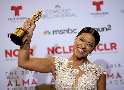 Actress Gina Rodriguez