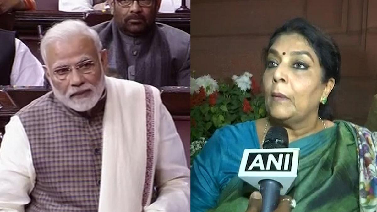 PM Modi's Ramayana Jibe in RS Has Renuka Chowdhury Seeing Red