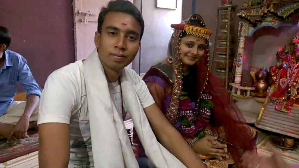 Inter-Caste Couple Defy Families To Be Together
