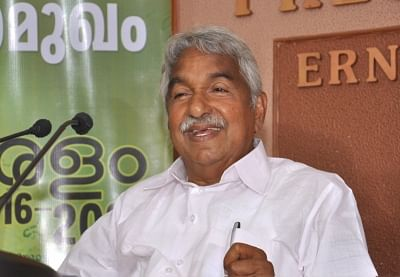 Kerala Chief Minister Oommen Chandy. (Photo: IANS)
