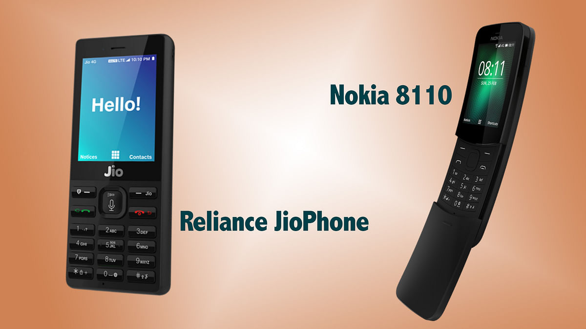 Nokia 8110 4G is the latest device to get Kai OS on board.