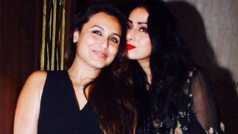 She Was Like My 'Maasi': Rani Mukerji on Sridevi