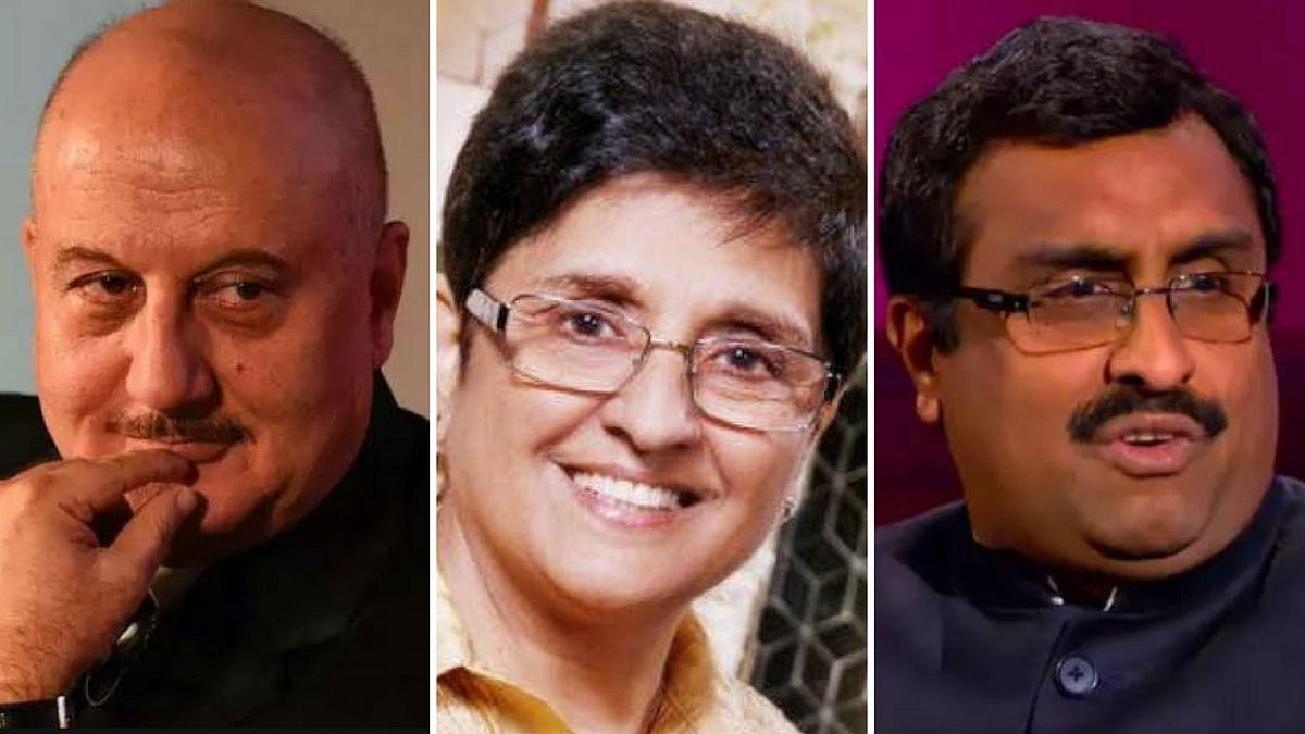After Anupam Kher & Ram Madhav, Twitter Hackers Hit Kiran Bedi