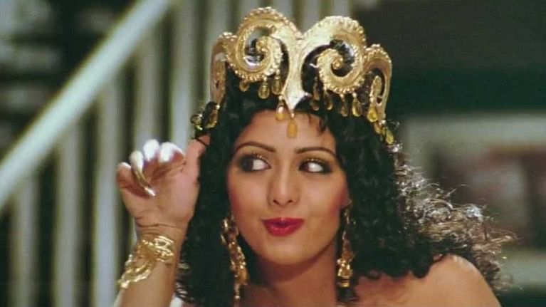 Sridevi's performance in<i> Mr India </i>blew everyone's minds.