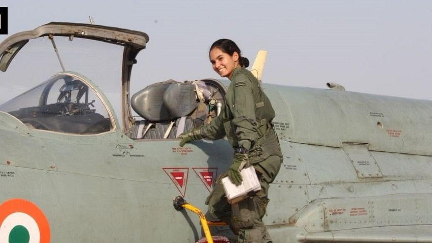 #GoodNews: Avani Chaturvedi 1st IAF Woman Combat Pilot to Fly Solo