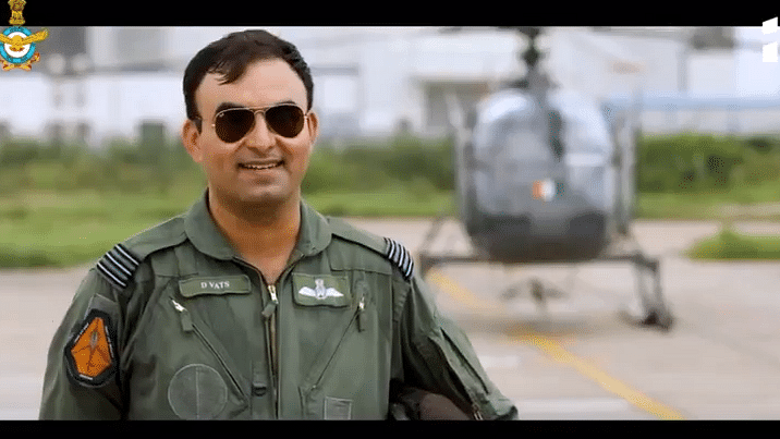 Wing Commander Dushyant Vats and co-pilot Jai Paul James were killed when a Virus SW80 microlight aircraft they were travelling in crashed in Assam's Majuli region.