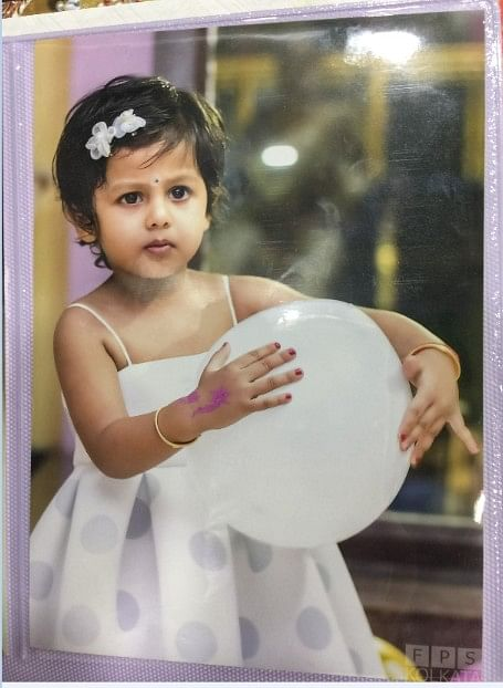 Two-year-old Oyetri Dey was admitted to AMRI Hospital in Mukundapur, Kolkata on 15 January 2018, with complaints of fever, cough and cold.