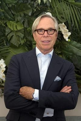 US fashion designer Tommy Hilfiger. (FILE PHOTO: IANS/EFE/MIGUEL RAJMIL)