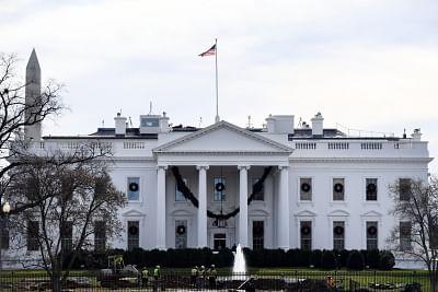 White House. (File Photo: Xinhua/Yin Bogu/IANS)
