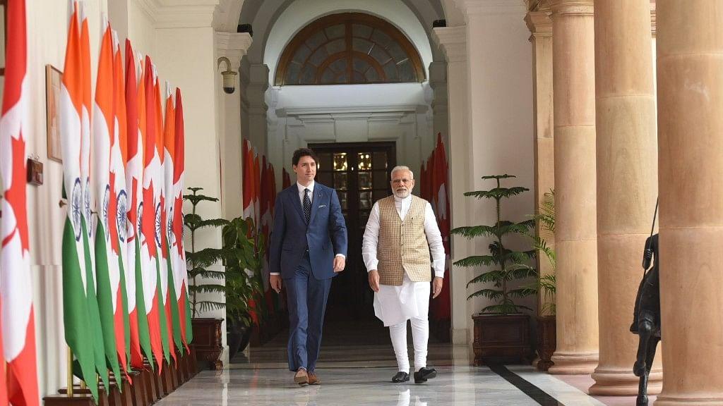After Trudeau Meet, Modi Offers Subtle Message Against Separatists