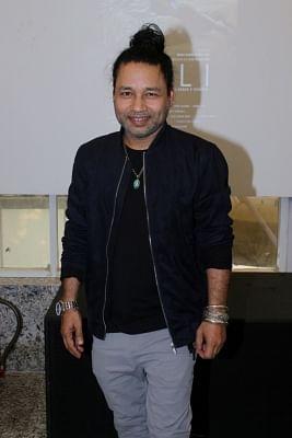 Singer Kailash Kher. (Photo: IANS)