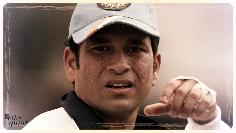 File photo of Sachin Tendulkar.