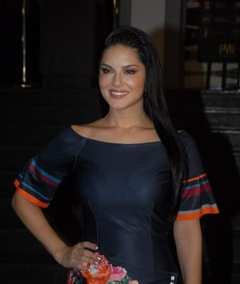 Actress Sunny Leone. (File Photo: IANS)