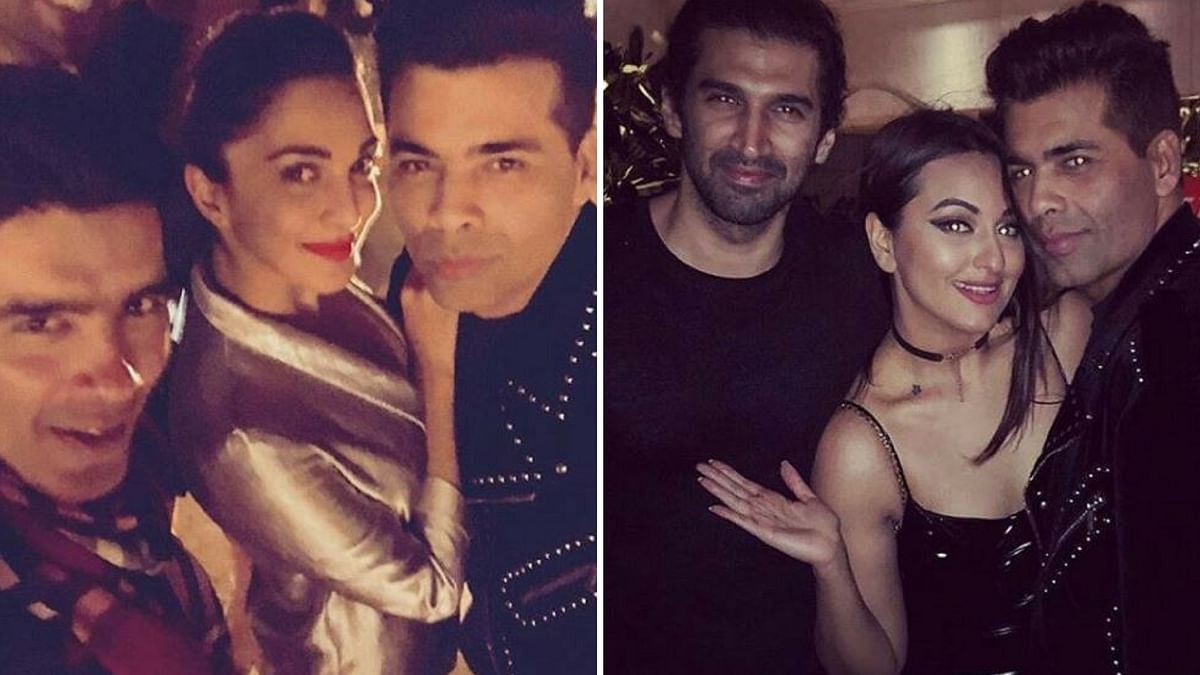 KJo Hosted an Only-Singles Bash for Celebs on Valentine's Day