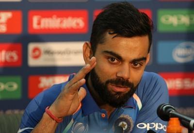 Indian skipper Virat Kohli. (File Photo: IANS)