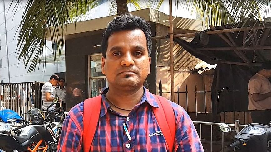 Sipum Surjay, has taken a loan for his mother's treatment and currently is in a dilemma about paying it back.