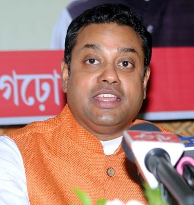 BJP spokesperson Sambit Patra. (Photo: IANS)