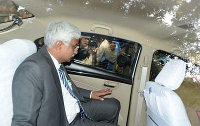 Delhi Chief Secretary Anshu Prakash. (File Photo: IANS)