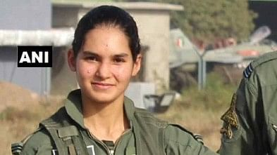Avani Chaturvedi became the first Indian woman to fly a fighter jet solo.