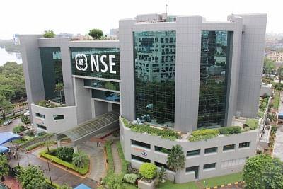 National Stock Exchange. (File Photo: IANS)
