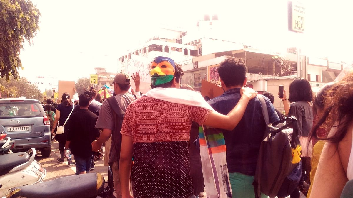 The queer community of Ahmedabad came out in large numbers as the city organised its first ever queer conference, Sambandh.