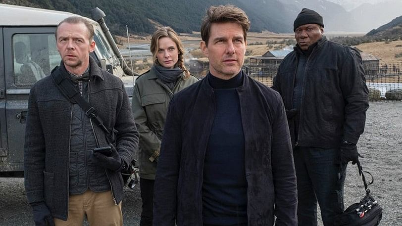 Tom Cruise Is Back With Trailer of 'Mission: Impossible - Fallout'